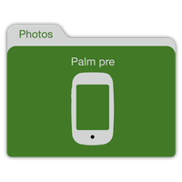 Palm-pre Yosemite Folder by janosch500