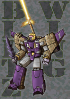 Blitzwing by Wegons