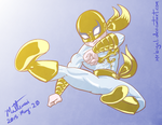 Iron Fist by MrBIGAL