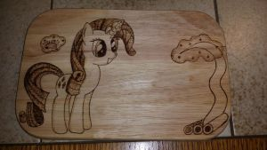 Rarity breadboard by XTorbenX