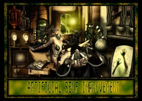 Artificial Self Improvement by DigitalPhenomena