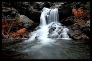 Melting Falls by wyorev