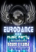 Eurodance Poster by babym30w