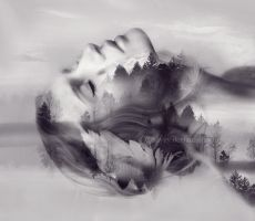 Double Exposure by hayzy