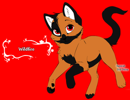 Wildfire by Wanderisawesome