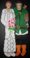 Renn Wedding Perler2 by Flood7585