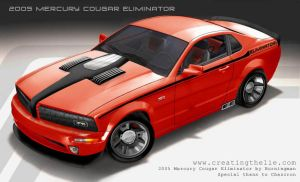 2005 Mercury Cougar Eliminator by burningman
