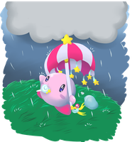 is it still raining? by cartoonboyplz