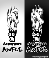 Aspergers Is Awful by SurnThing