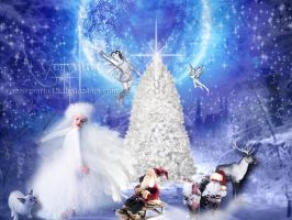 Santa Claus (3) by annemaria48