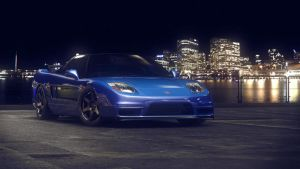 Honda_NSX_Night by NasG85