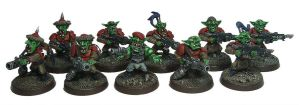 Grot Rebelz Squad 2 by Proiteus