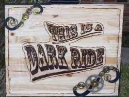 This Is A Dark Ride 2 by RoadrunnerKN