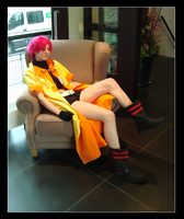 Shuichi Shindou cosplay pose by loezzy