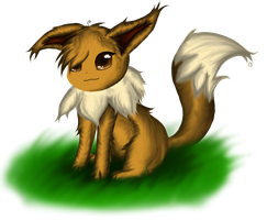 Eevee by TKreativeTanke