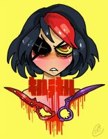 Kill La Cute by CorrsollaRobot