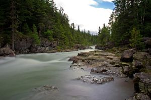 Flowing by MyPhotoParadise