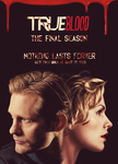 True Blood Final Season Poster by JamieRose89