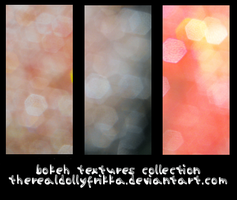 Bokeh Textures Collection by ThErEaLDoLLyFrikka