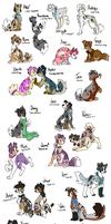 21 Aussies by Nekoshiba