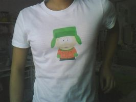 KYLE T-SHIRT by CreamyCombustion