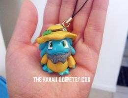 fisherman fizz charm by Thekawaiiod