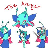 The Avenger's Bio by Avi-the-Avenger