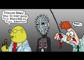 Muppet Hell by Lordwormm