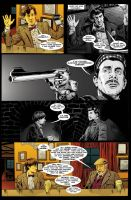 Doctor Who: Fade Away pg 2 by PaulHanley