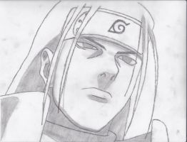 The First Hokage: Hashirama Senju by Grimstnzborith