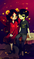 I'll be your company if you'll be mine by Jotaku