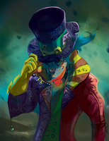 Mad-Hatter by ssandulak