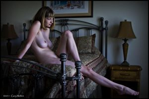 Valentine in repose 2 by Gary-Melton