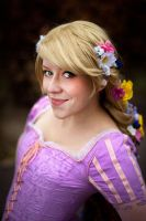 TANGLED: punzie by Kairisia