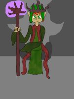 The High Elf, Kyle the Kind by FireEmber345