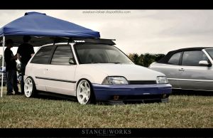 Citroen AX by tebidesign