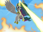 Sunlight's Might by HydrusBeta