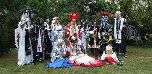 Trinity Blood Team Hungary II by hbdudu