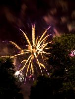 Red White and BOOM 2 by DevilChildVorn