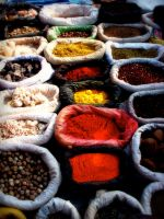 Spices of Nepal by Vesere