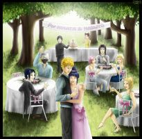 The wedding by be-a-sin