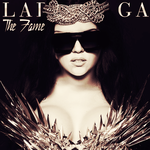 Lady Gaga - The Fame CD COVER by GaGanthony