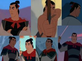 Captain Shang by GamerAshley