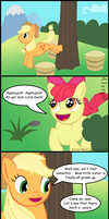 Comic - Pomaceous Family by Greywander87