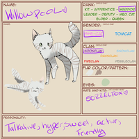Willowpaw by stranglerfig
