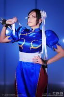Chun Li - Street Fighter by Yukilefay