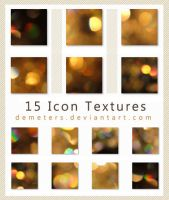 15 icon Textures by demeters