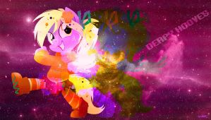 Derpy Hooves Wallpaper ( New Style :3 ) by candi13