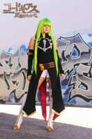 Code Geass CC Cosplay by AstroKerrie