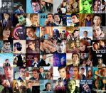 Doctor Who icons by emmamunday52
